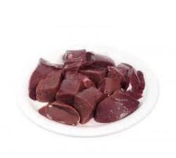 Fresh Mutton Liver (Kaleji) - 500 Grm